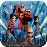 Incredibles 2 Lunch Plates, 8-pk | Disneynull