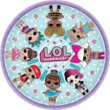 L.O.L. Surprise Lunch Plates, 8-pk | Amscannull