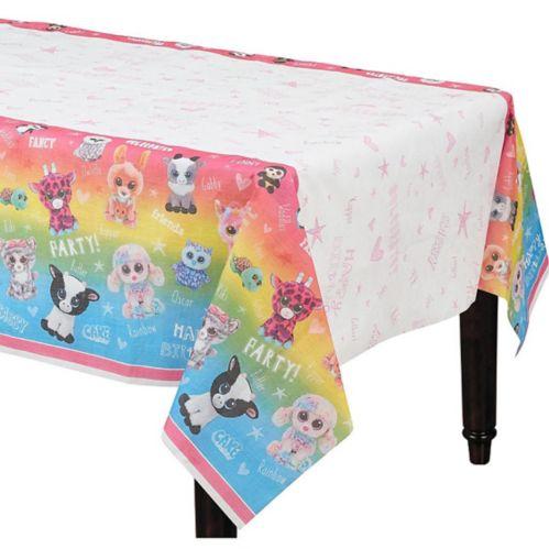 Beanie Boo's Table Cover