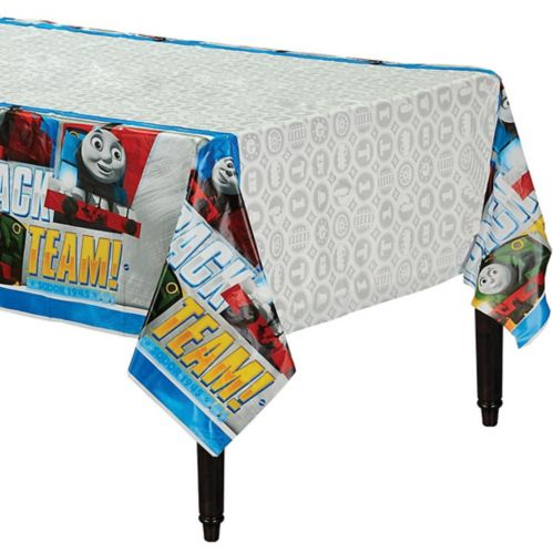 Nappe Thomas le petit train