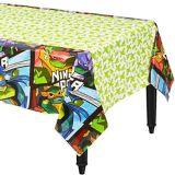 Rise of the Teenage Mutant Ninja Turtles Table Cover | Nickelodeonnull