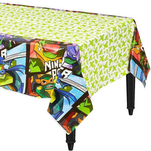 Rise of the Teenage Mutant Ninja Turtles Table Cover