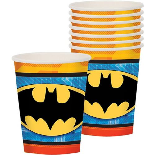 Batman Cups, 8-pk