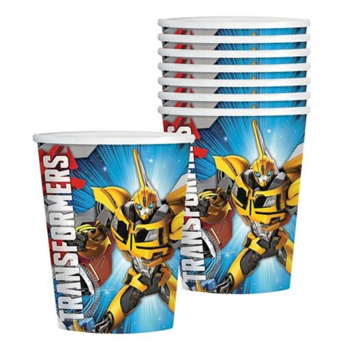 Transformers Cups, 8-pk