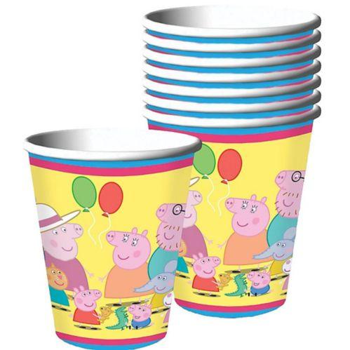 Peppa Pig Cups, 8-pk