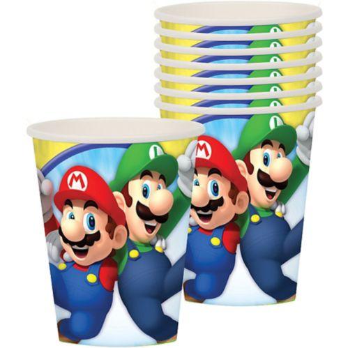 Super Mario Cups, 8-pk Product image