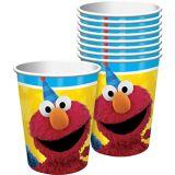 Sesame Street Cups, 8-pk