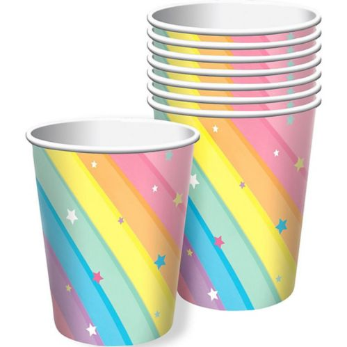 Magical Rainbow Cups, 8-pk