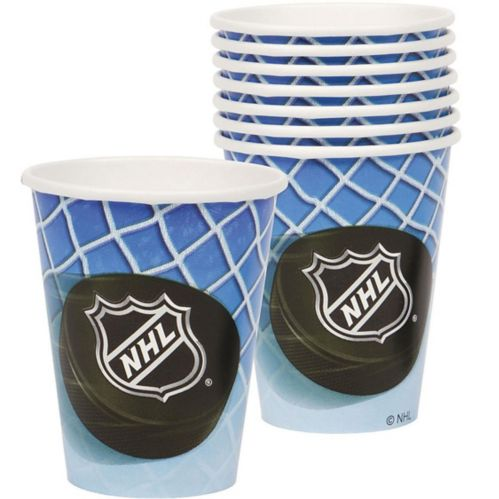 NHL Ice Time Cups, 8-pk