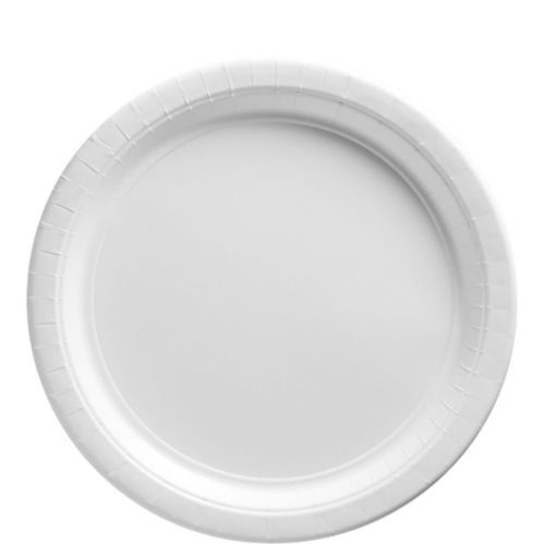 Big Party Pack Paper Lunch Plates
