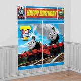 Décor mural Thomas le petit train, 5pièces | NAnull