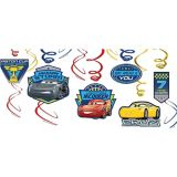 Cars 3 Swirl Decorations, 12-c | Disneynull