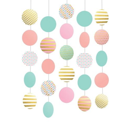 String Decorations, 5-pk