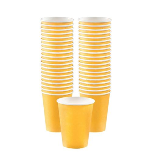 Paper Coffee Cups, 40-pk