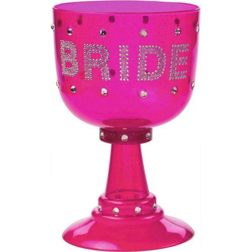 Rhinestone Bride Cup