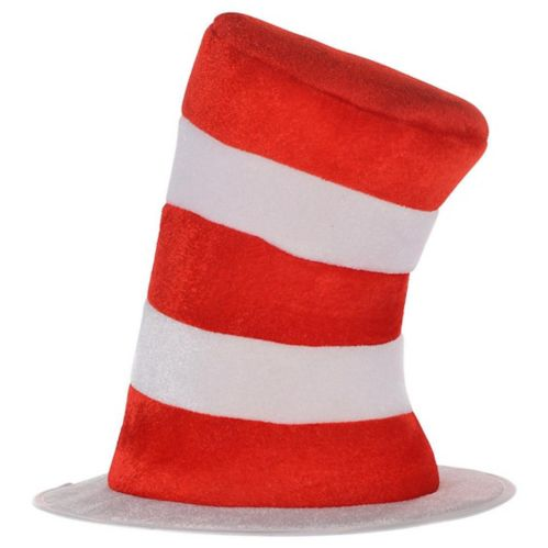Child Dr. Seuss Cat in the Hat Top Hat