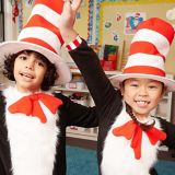 Child Dr. Seuss Cat in the Hat Top Hat | DR. SEUSS ENTERPRISESnull