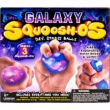Galaxy Squoosh-o's DIY Stress Balls Craft Kit, 7-pc