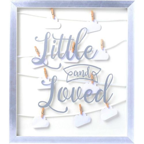 Little & Loved Wish Frame, 62-pc
