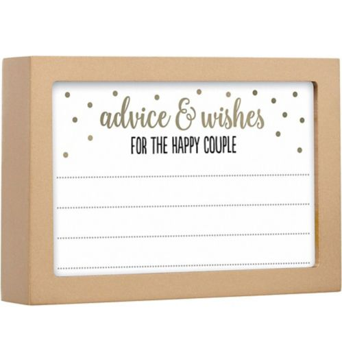 Cadre de conseil pour mariage, 6,5 x 4,5 po