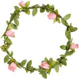 Mint to Be Flower Crown
