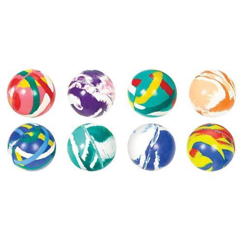 Balles rebondissantes variées, paq. 8 Image de l'article