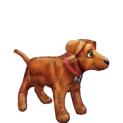 Ballon Chien Golden Retriever, 91,4 x 61 cm