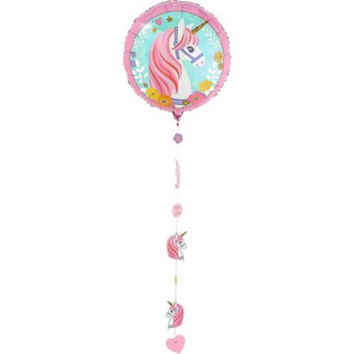 Ballons géants Licorne magique, paq. 3