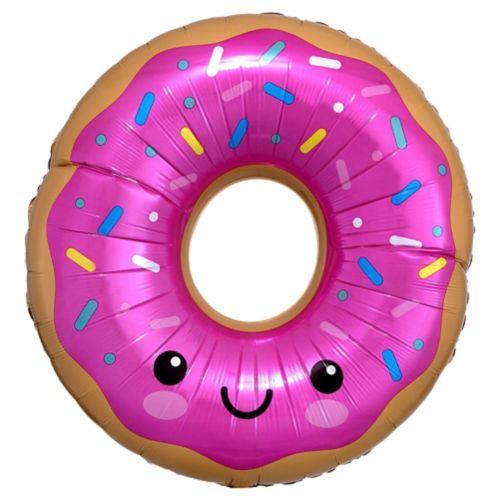 Giant Happy Donut Balloon