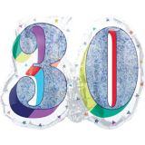 Prismatic Rainbow 30 Balloon