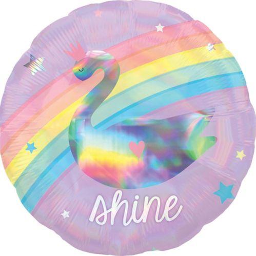 Magical Rainbow Unicorn Sparkle Balloon