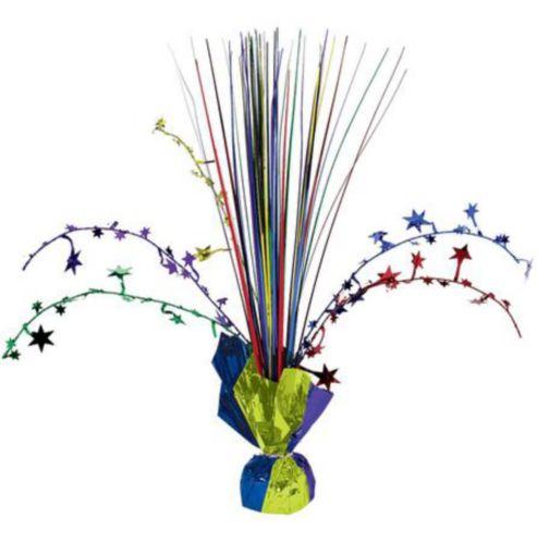 Foil Spray Rainbow Decorating Kit, 12-in