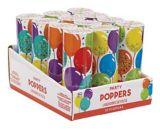 Birthday Confetti Poppers   Amscannull