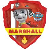 Paw Patrol Chase and Marshall Balloon, 27-in | Amscannull