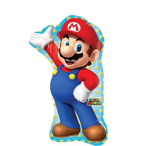Ballon Super Mario, 33 po Image de l'article
