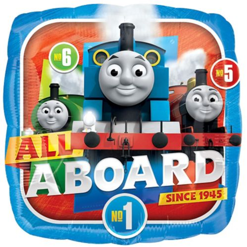 Thomas the Tank Engine Balloon, 18-in Product image