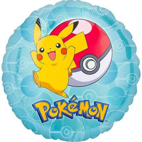 Pokémon Balloon, 17-in
