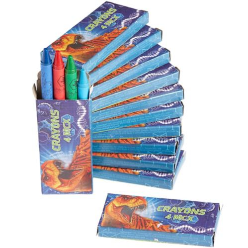 Jurassic World Crayon Boxes, 12-pk Product image