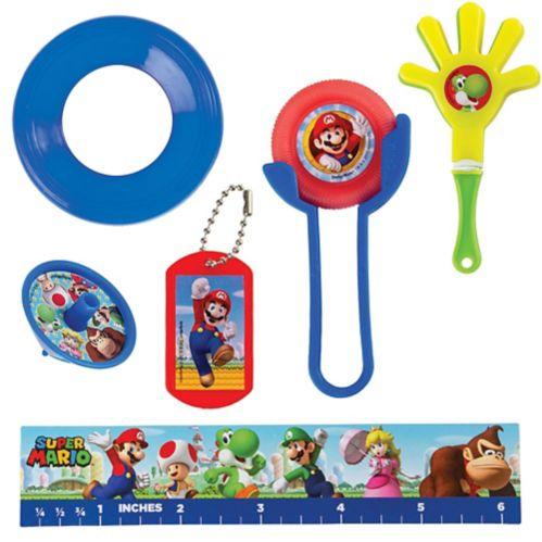 Super Mario Favour Pack, 48-pc