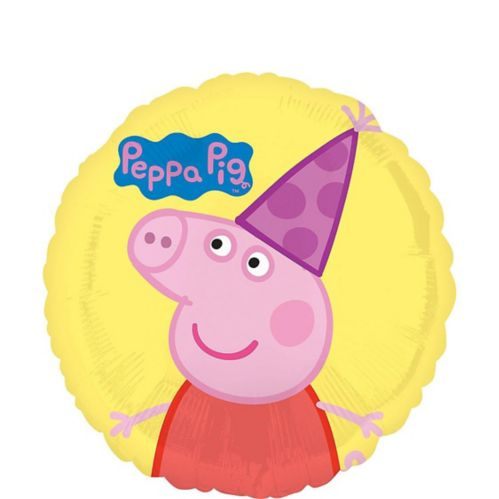 Peppa Pig Balloon, 17-in