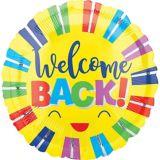 Welcome Back Sun Balloon