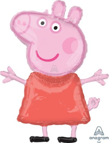 Giant Peppa Pig Balloon