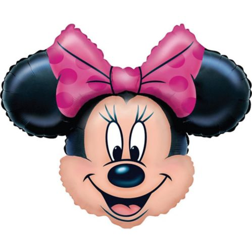 Minnie Mouse Balloon, 28-in