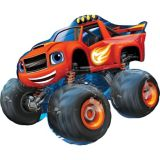 Giant Blaze and the Monster Machines Balloon