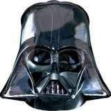 Ballon Star Wars Darth Vader, 25 po | Amscannull