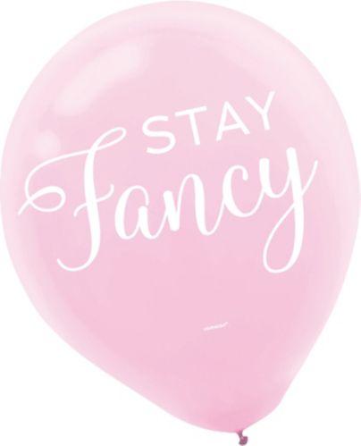 Ballons à confettis amusants, paq. 15 Image de l'article