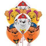 PAW Patrol Adventures Latex Balloon Kit, 6-ct | Nickelodeonnull