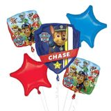 PAW Patrol Balloon Bouquet, 5-pc