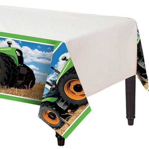 Nappe, tracteur