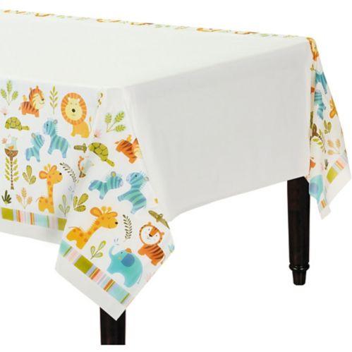 Happy Jungle Table Cover